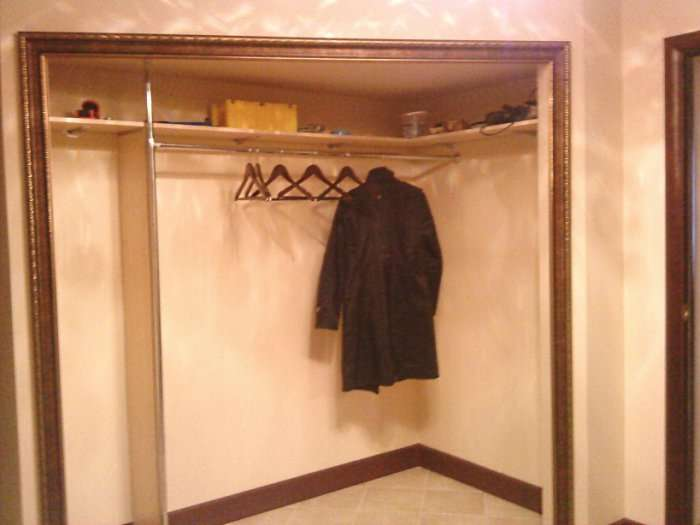 Как своими руками сделать шкаф купе в прихожую